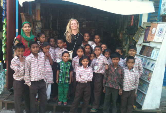 for the children of the ganges