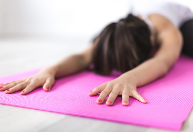 are you using the right yoga mat?