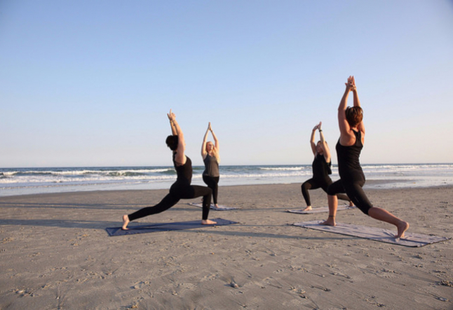 why visiting a yoga retreat is better than a traditional vacation?