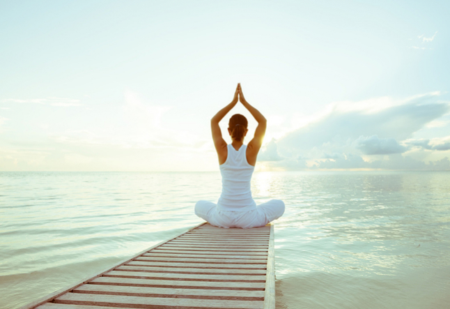 how yoga can help with mental health