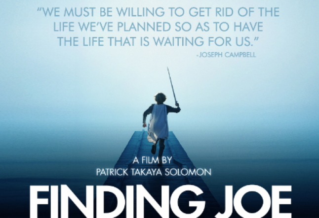 """Finding Joe"" and Finding How To ""Follow Your Bliss"""