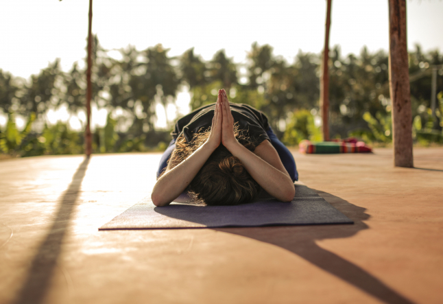 finding courage strength and stability with yoga