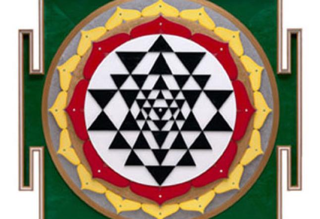 yantras - symbols of the cosmos