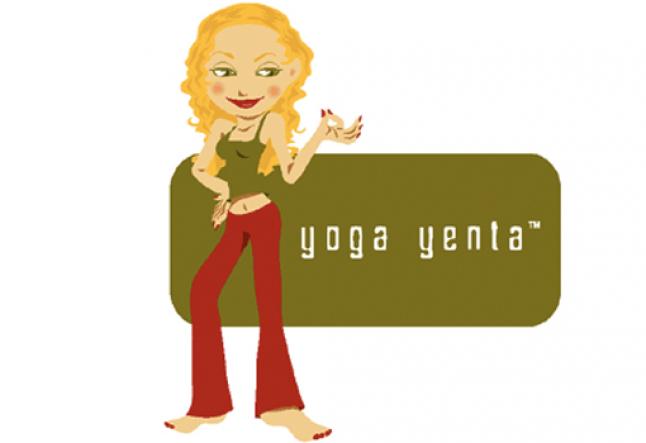 Yoga on the Go...