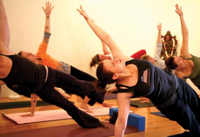 tips for unlocking the mysteries of making it big in the business of yoga