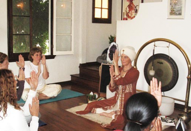 kundalini yoga for business solutions