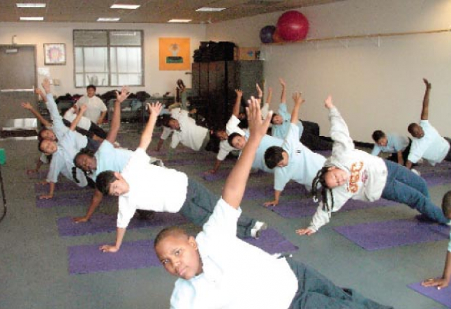 yoga at school programs for our kids
