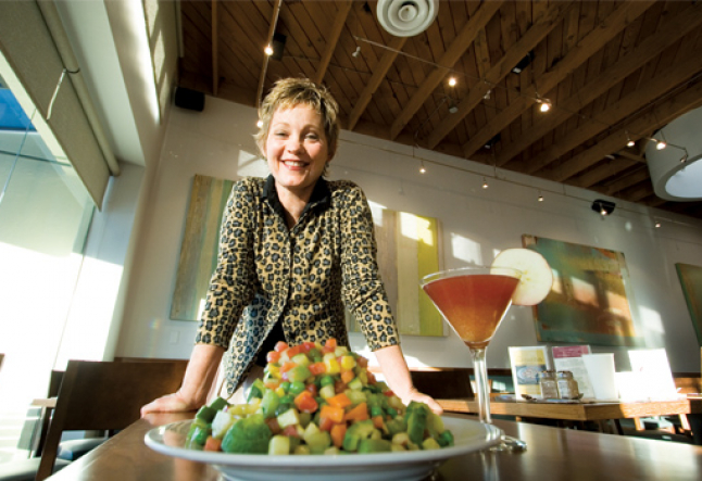 real food daily's ann gentry