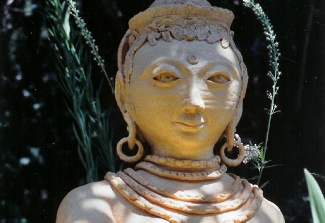 the sculpture of patricia sullivan