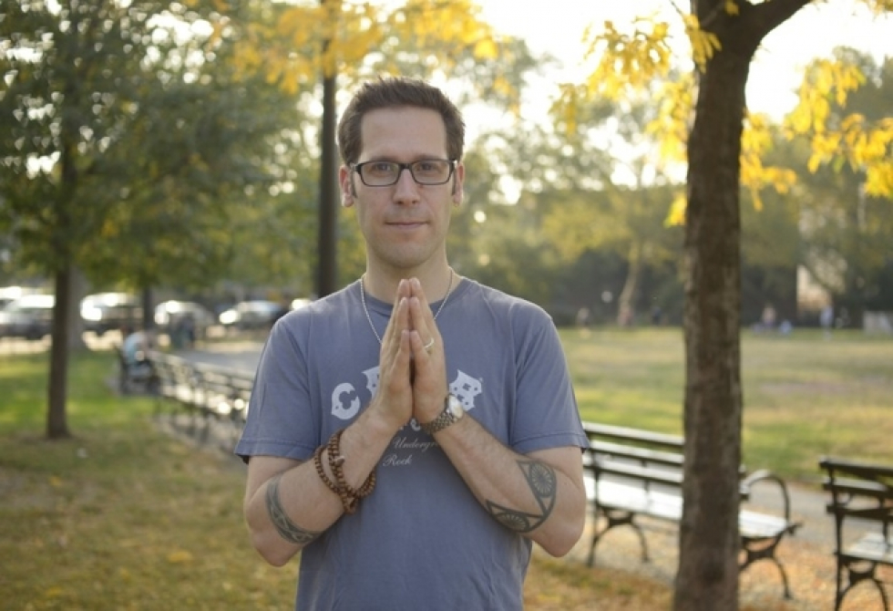 interview with J.Brown, global yoga teacher, writer and podcaster