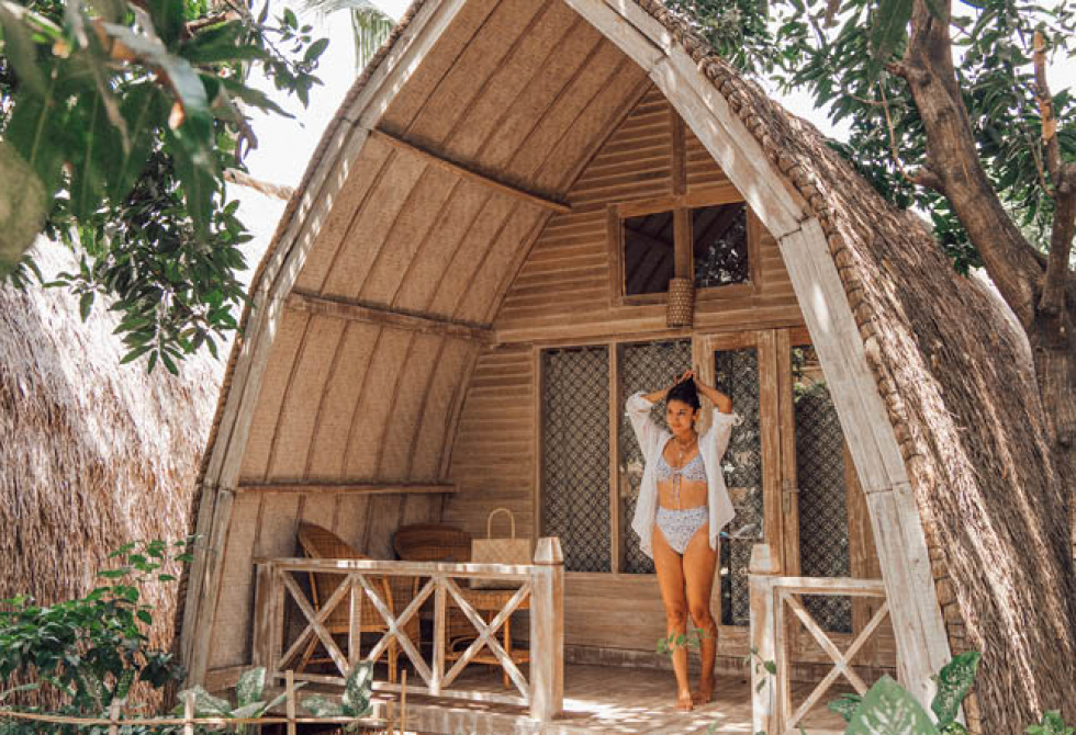 paradise awaits. a gorgeous GIVEAWAY in indonesia