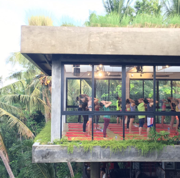 ubud yoga center