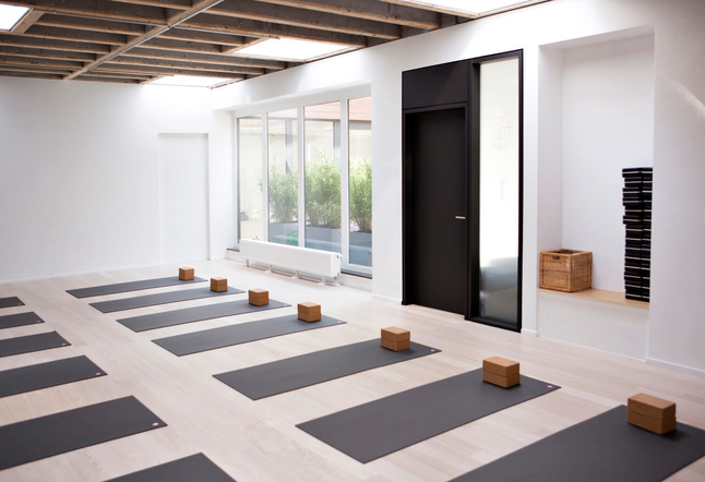 Yoga Room yoga classes practice Brussels