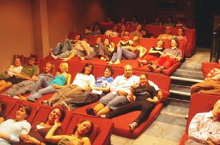 Govinda's and Movie Room