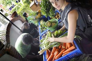 Ubud Organic Farmers Market