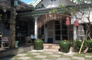 bungalow living café