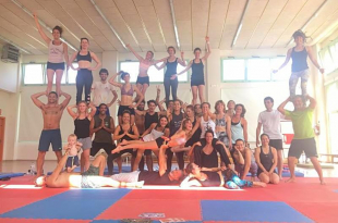 acroyoga solar immersion barcelona