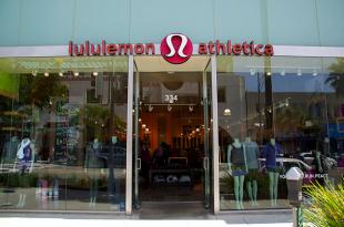 lululemon athletica in beverly hills