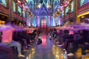 yoga in new york city