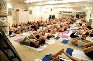bikram yoga in new york