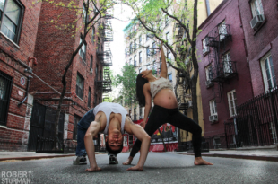 yoga for pregnancy in new york city