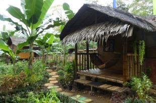 bahay kalipay raw food & yoga retreat house