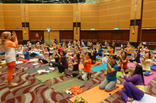 evolution asia yoga conference 2018 in hong kong