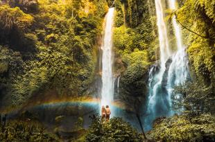 a waterfall guide to bali