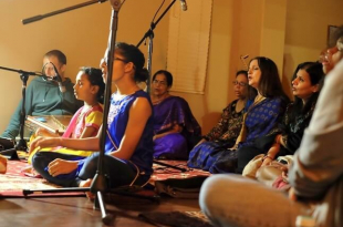 a personal experience of finding authentic kirtan in los angeles