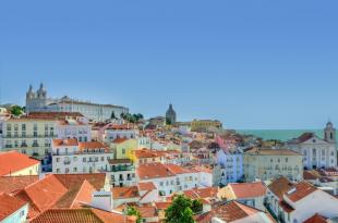 mini city guide - lisbon