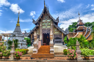 a travel guide to chiang mai