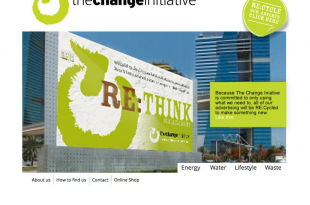 the change initiative
