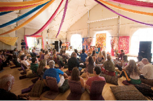 esalen yoga festival in big sur