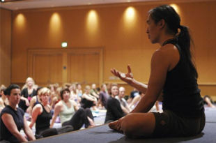 yoga journal's 3rd conference in san francisco