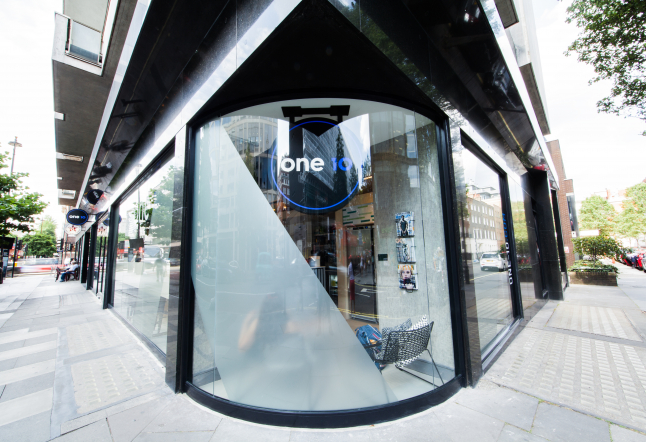 one 10 - cycling studio in london