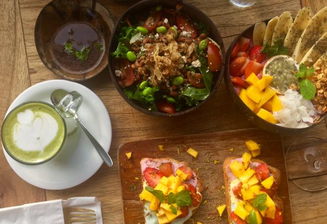 bali bowls and smoothies