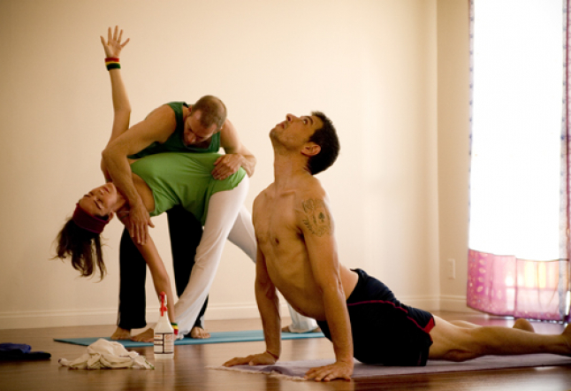 ashtanga yoga la