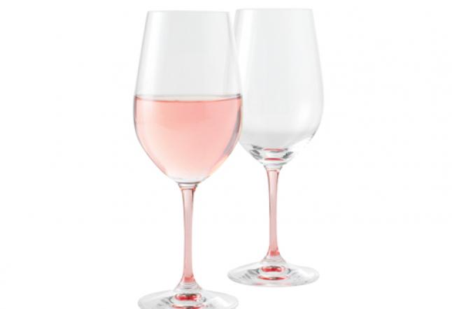 Rosé-Colored Glasses