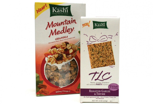 TLC (Tasty Little Crackers) & Granola