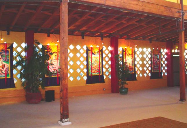 sacred space yoga sanctuary
