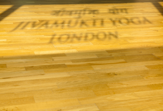 jivamukti yoga london