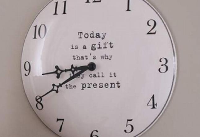 ceramik clock