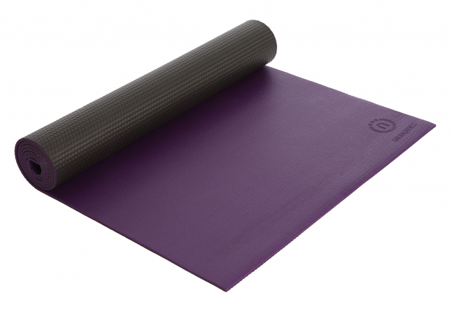 natural fitness warrior yoga mat
