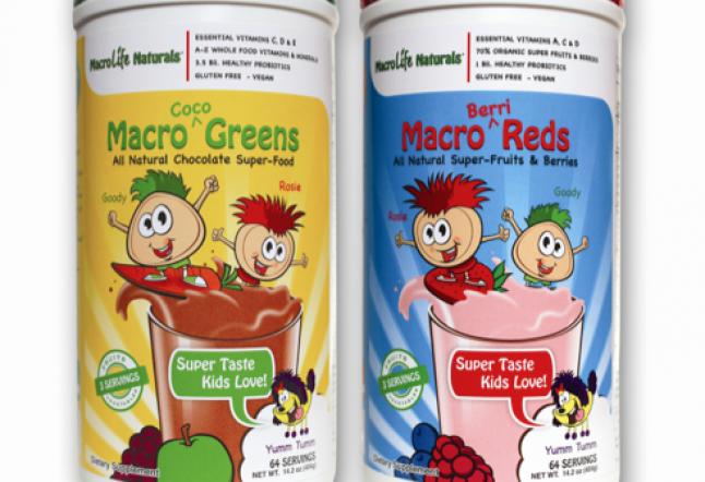macro greens