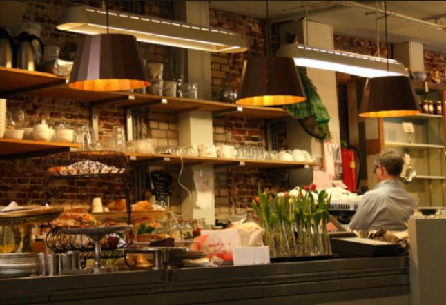 de bakkerswinkel