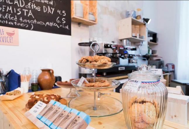 bitte coffeehouse & süße griechische kleinigkeiten