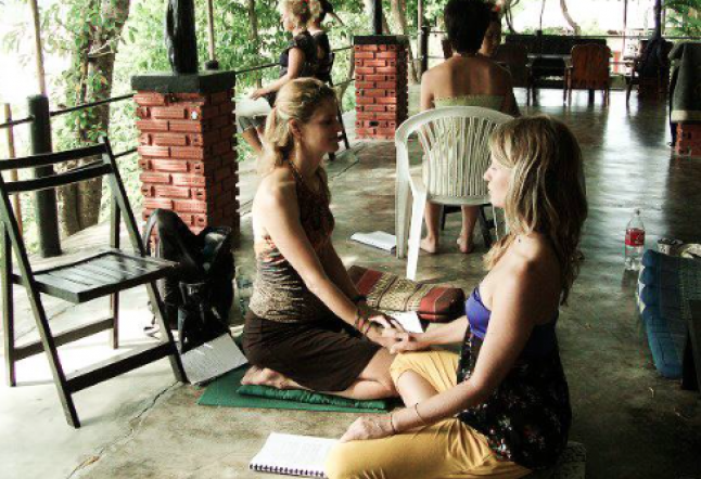 theta healing workshops in bali