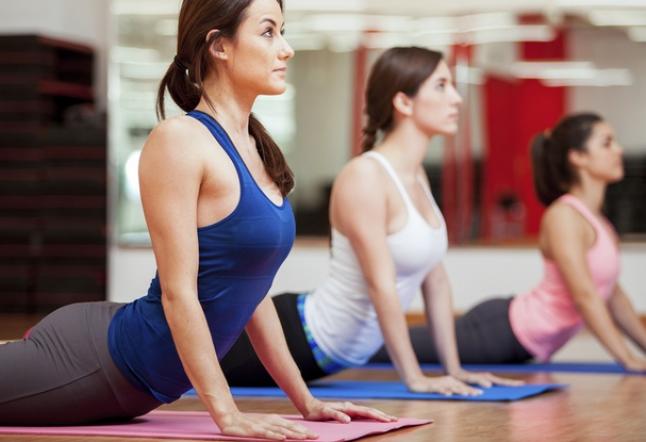 vayusha yoga studio