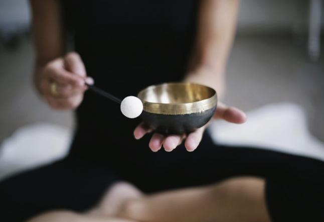 bali sound healing