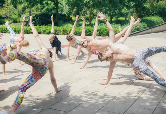 yogafest amsterdam